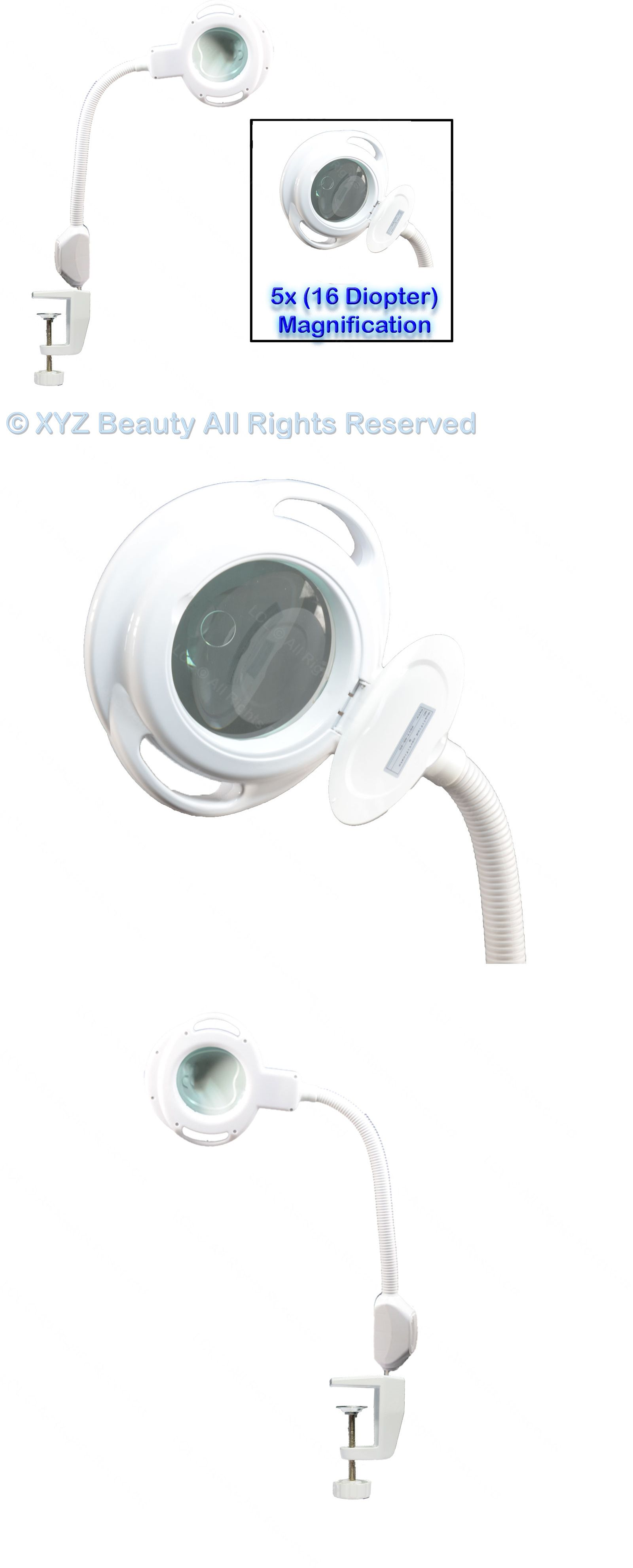 pin led magnifier lamp smd magnifiers and loupes