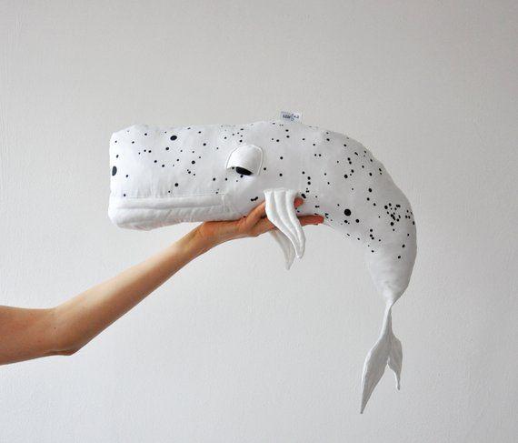 Wal Maskottchen