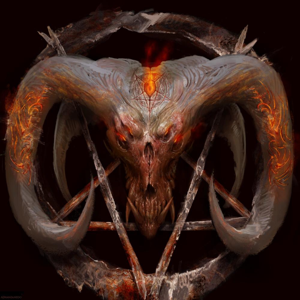 Diablo Bola De Cristal Skull Artwork Skull Art Skull Wallpaper