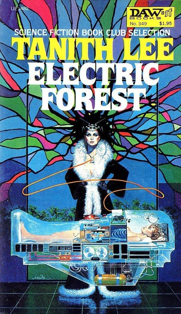 Electric Forest, by Tanith Lee