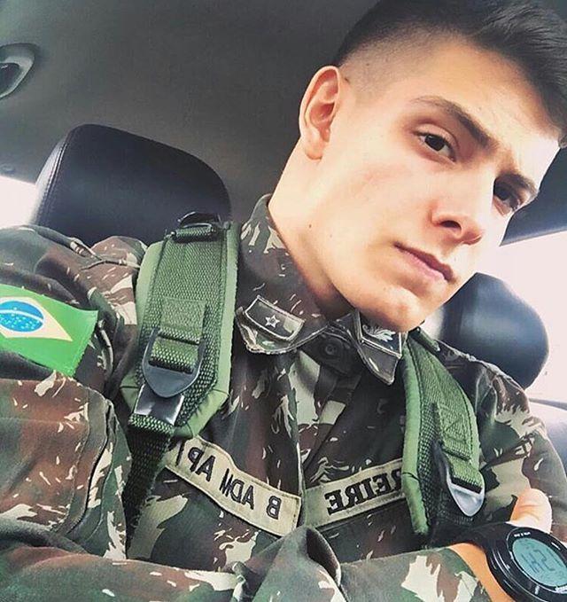 Men Cute military
