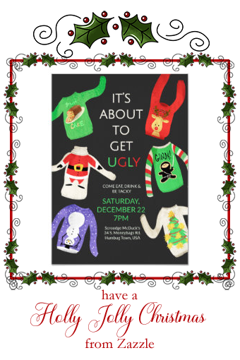 #ad Ugly Sweater Christmas Party Invitation #uglysweatertacky #affiliatelink #christmasparty #uglysweater #christmassweater #holidayparty #holidaypartyideas #uglychristmassweater #ugly #sweater