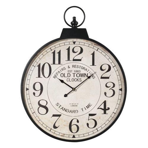 Horloge Gousset Vintage Zakhorloge Klok Wandklok