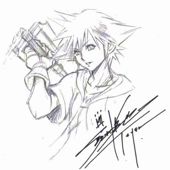 Sora - Kingdom Hearts | Tattoo | Pinterest | Mi destino, Sin límites ...