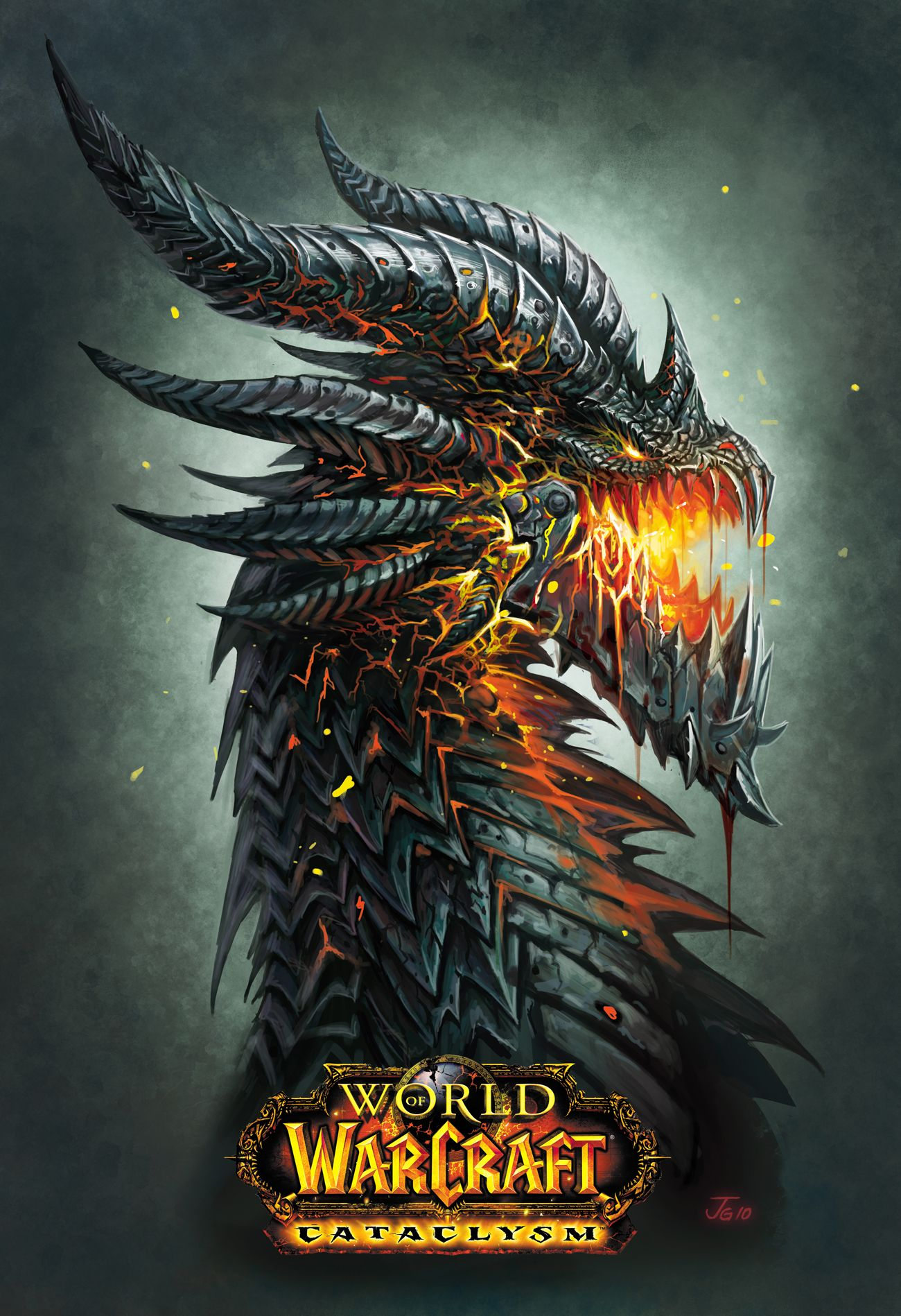 World of Warcraft Dragon Deathwing