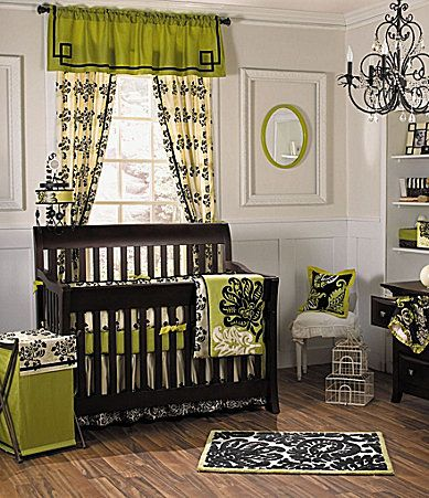 CoCaLo Couture Harlow Baby Bedding Collection ...thanks to an awesome person I got my future daughters bedding...been wanting this set forever.