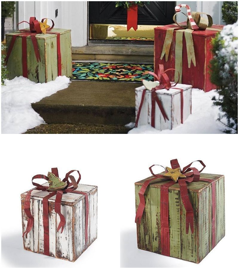 Diy Outdoor Christmas Gifts Inspired By Grandin Road Outdoor