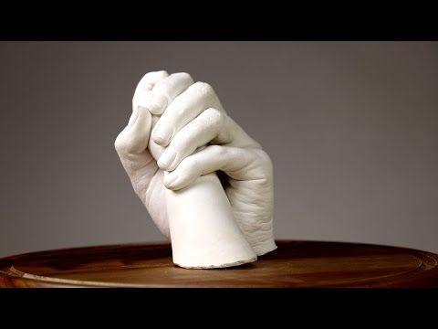 Jedes Körperteil kann mit dieser Masse eingeschlossen werden. Das Resultat knallt dich aus den Socken. #gesso