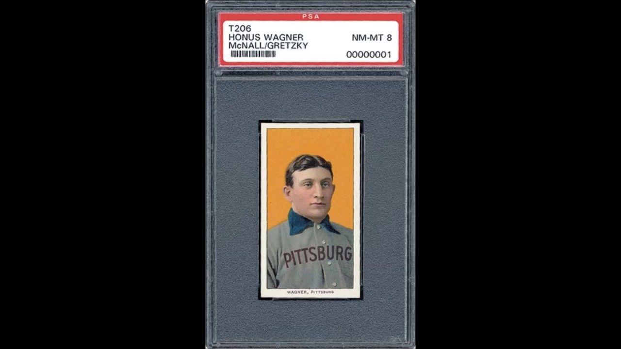 Honus wagner 19091911 t206 white border baseball card