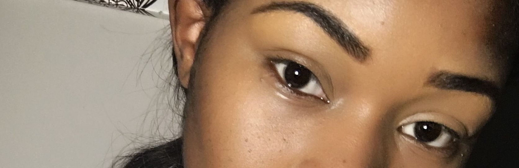I love my natural eyebrows. They are naturally thick so I ...