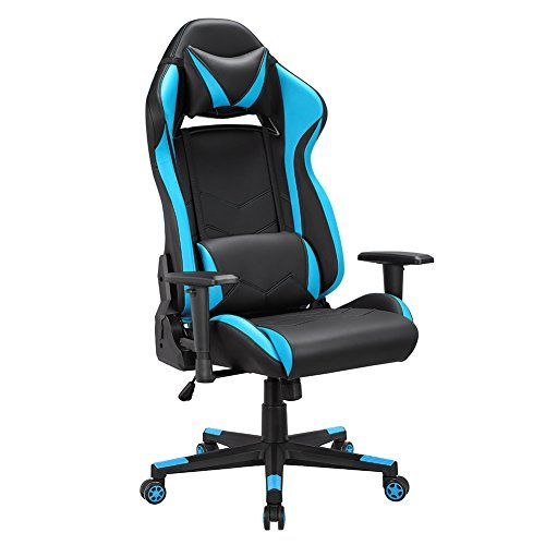 code promo d1d12 90070 Gaming Office Chair,Game Racing Style Ergonomic swivel ...