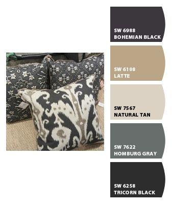 Home Office Paint Colors From Chip It! By Sherwin Williams
