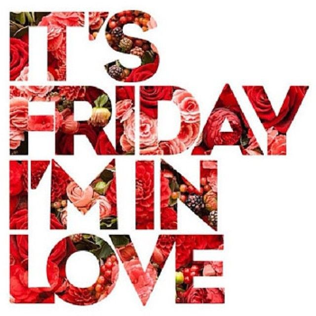 Happy Friday lovelies! After a long day of helping many of our girls fall
