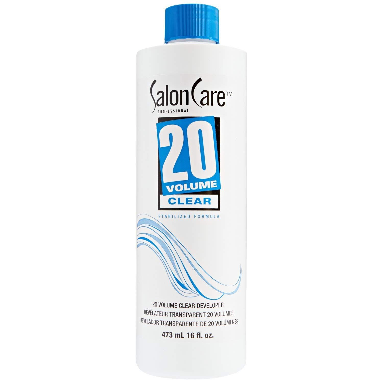 Salon Care 20 Volume Clear Developer ** Be sure to check