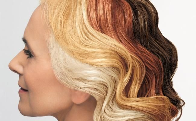 At-Home Hair Color Just Got 9 Times Easier   Hair coloring, Gray ...