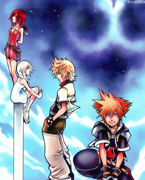 Kingdom Hearts Series Kingdom Hearts Characters Kairi Kingdom Hearts Kingdom Hearts