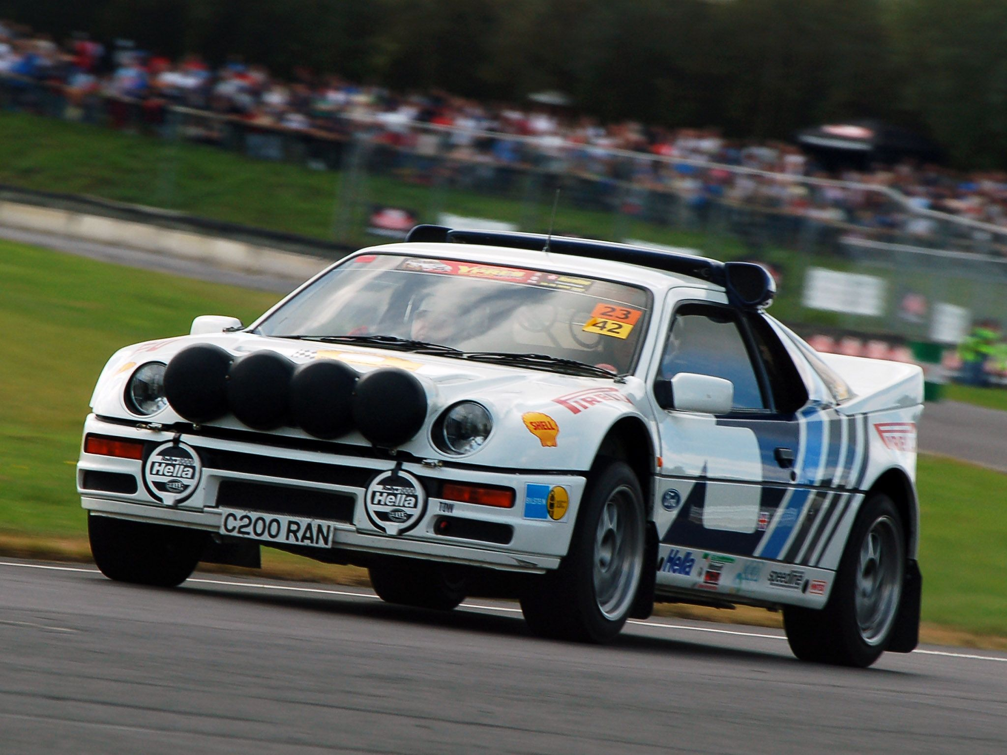 Ford RS200  RS200  Pinterest  Cars Rally car and Garage