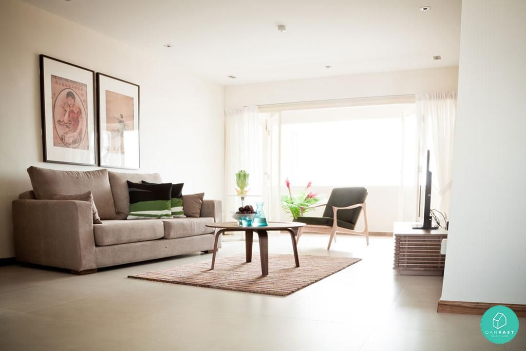 7 Home Designs That Are Simple Clean And Uncluttered Small