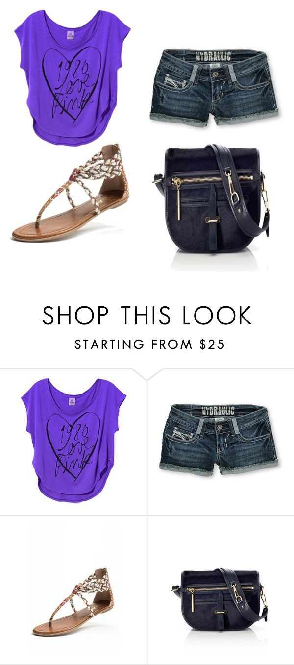 """Sin título #8"" by roo-mii ❤ liked on Polyvore featuring Victoria's Secret, Hydraulic, BP. and 3.1 Phillip Lim"