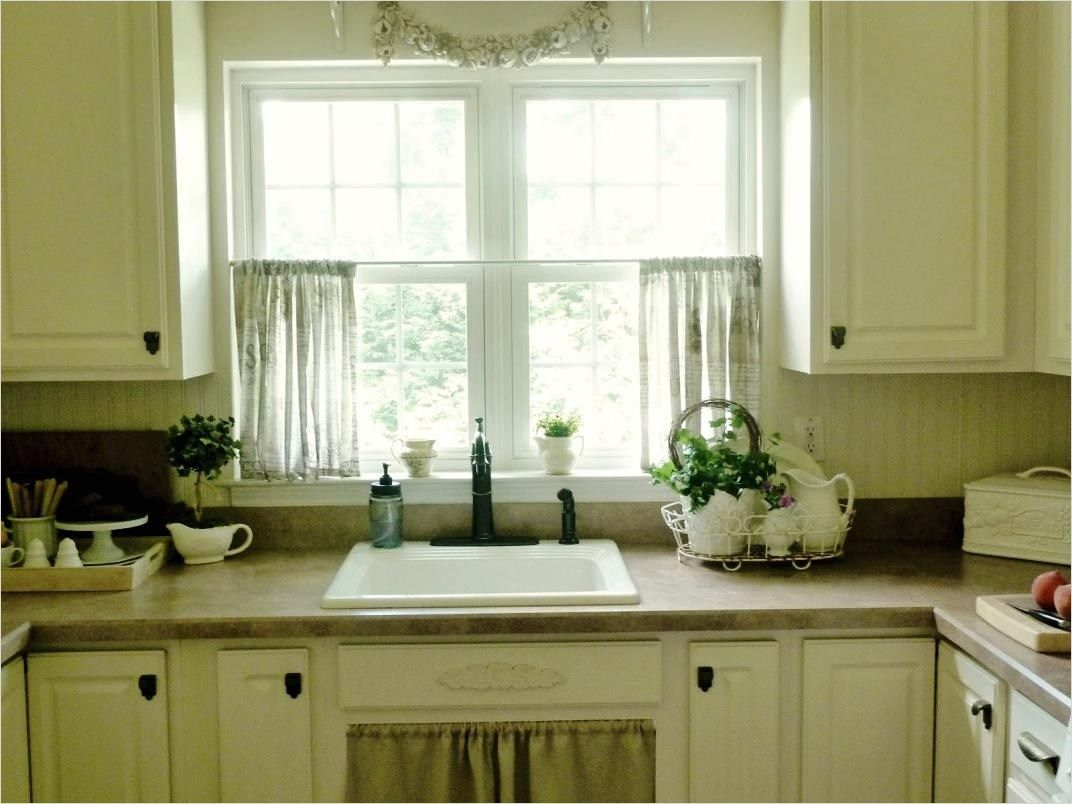 41 Perfect Farmhouse Country Kitchen Curtain Valances 31 Farmhouse Country Kitchen Curtain Valan Country Kitchen Curtains Kitchen Styles French Country Kitchen