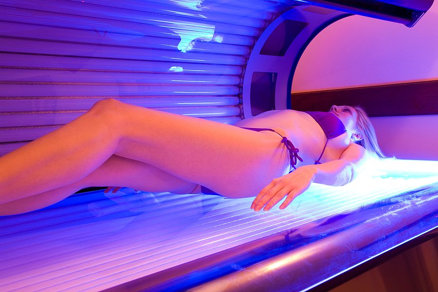 how to use a tanning bed for beginners