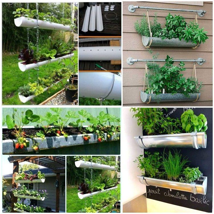 Potager vertical - idées DIY et astuces pratiques pour cultiver en hauteur!   Potager vertical ...
