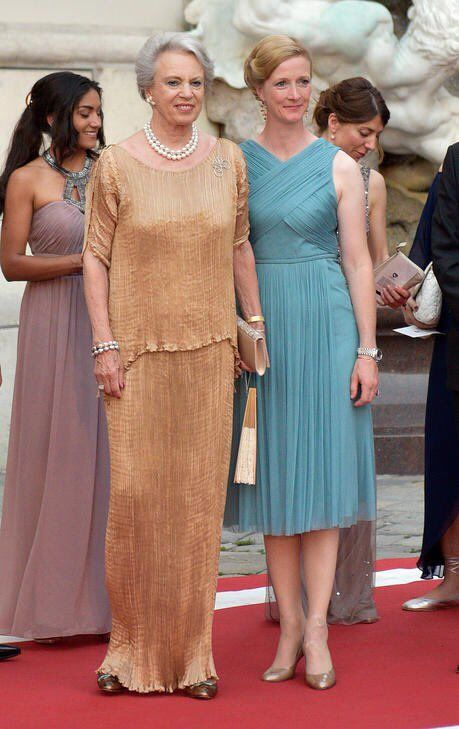 Scandinavian Royals Crownprincely Mother Of The Bride Dresses Gala Gowns Royal Fashion