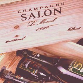 1999 Salon Cuvée S Le Mesnil Blanc de Blanc | {{ INSPIRATION ...