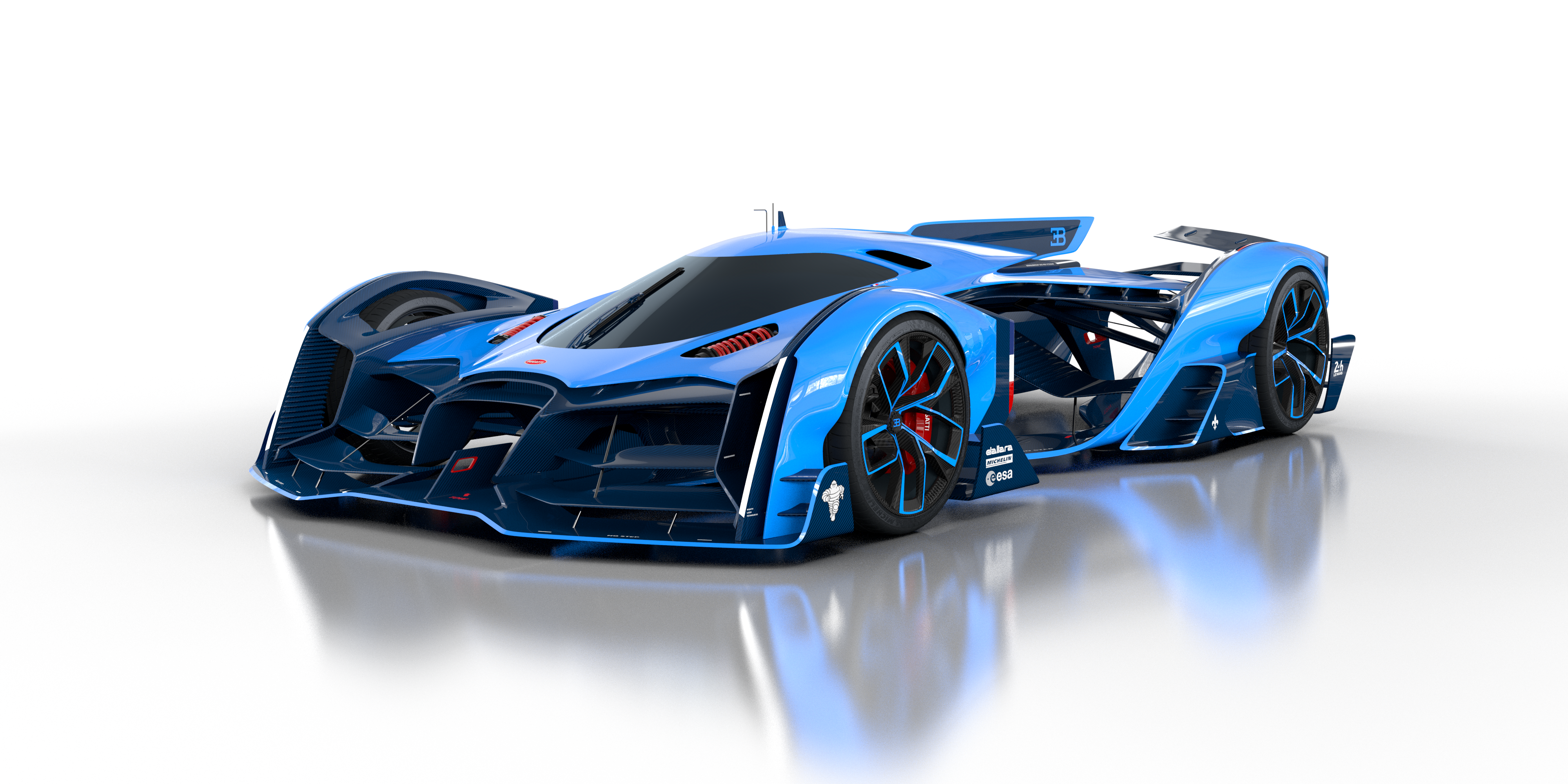 Bugatti Vision Le Mans Concept Photo Gallery Autoblog In 2020 Bugatti Concept Super Cars Bugatti
