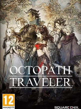 Pin by M.O.R VIDEO GAMES on PC GAMES Octopath traveler