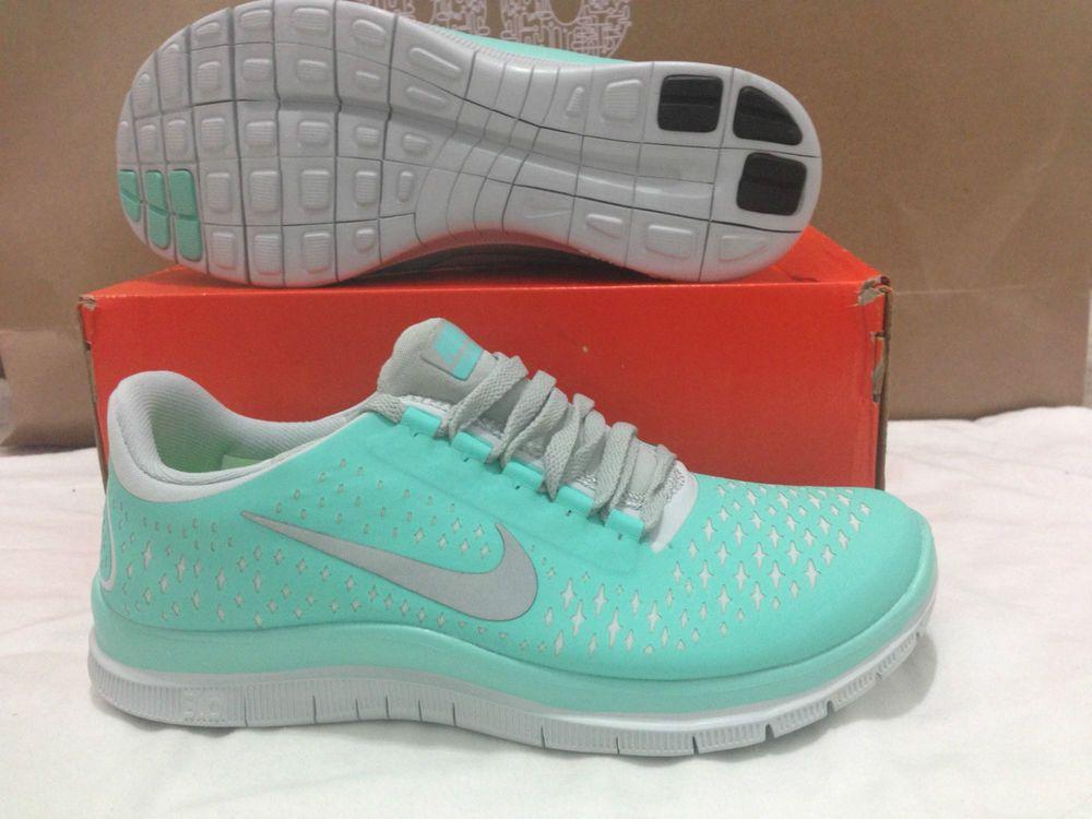 best website 8fbd6 51e61 NIB Womens Nike Free 3.0 V4 Size 8 Tropical Twist Shoes Running Cross  Training