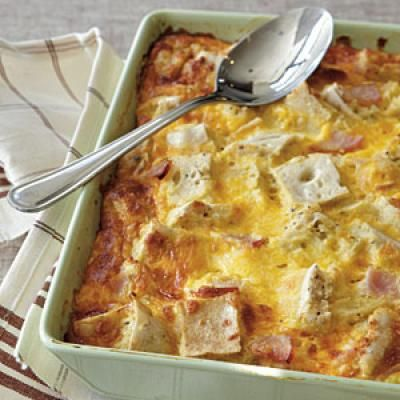 cooking light recipes - Cheese Strata Recipes Brunch