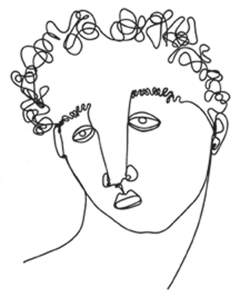 Faces Wire - Google Search | WIRE ART | Pinterest | Face, Google and ...