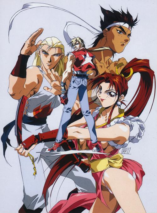 [7 Animes Indispensáveis] - Video Games - Era Clássica 349776be1a56a616df1d2bff7432fdb7