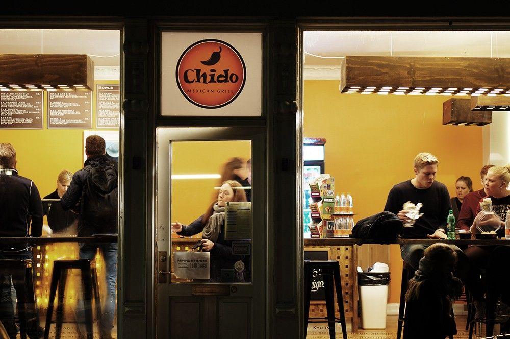 Chido, Aarhus