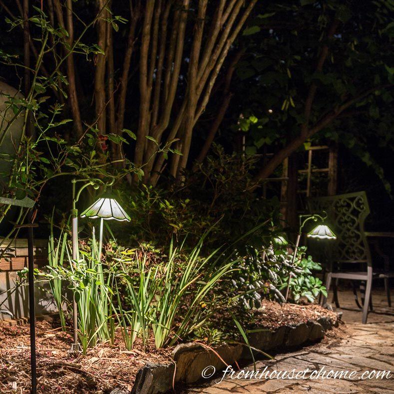 10 Beautiful Ways To Light Your Garden Lighting Your Garden Landscape Lighting Outdoor Landscaping