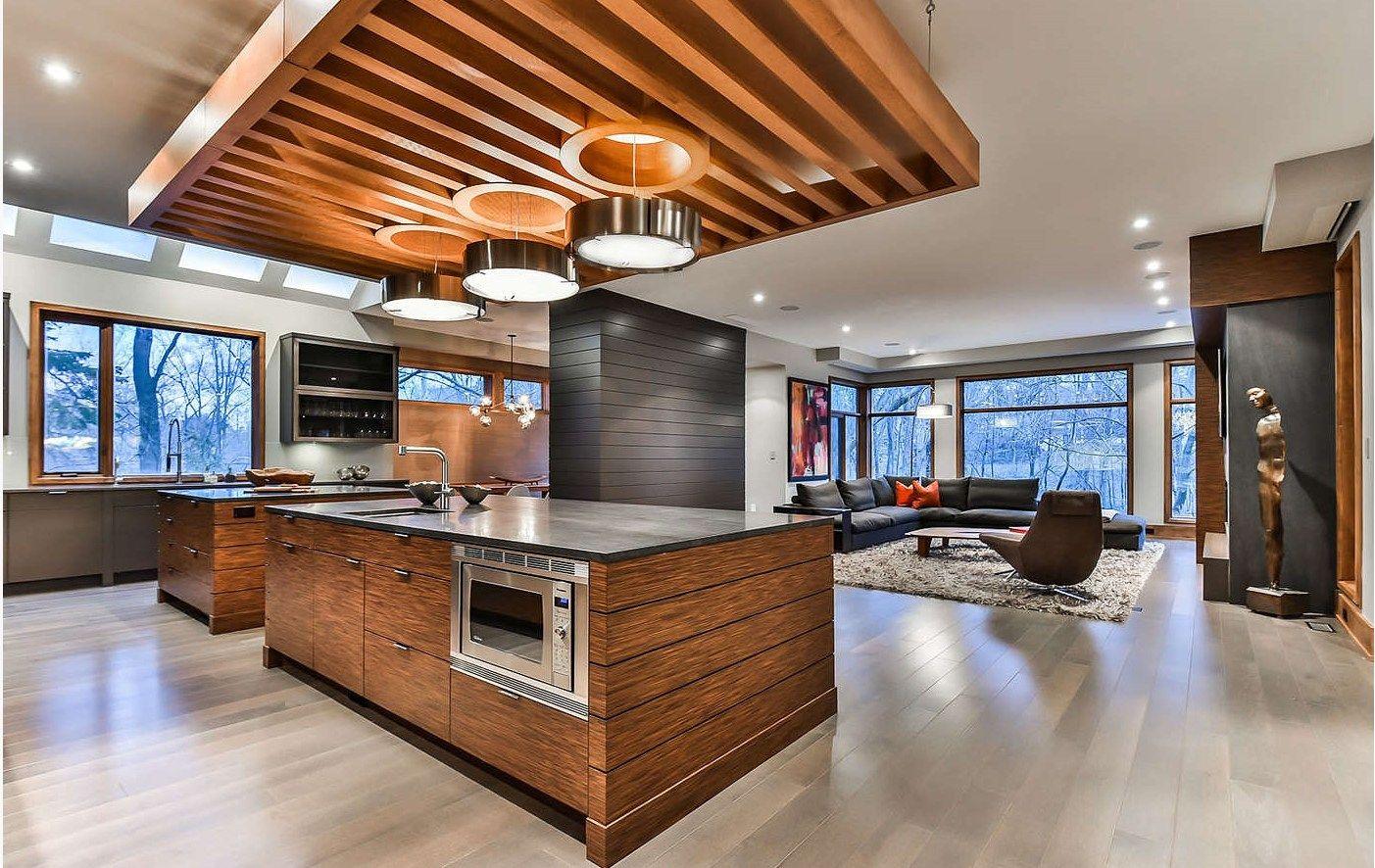 Modern Elegance in Oakville Modern homes for sale