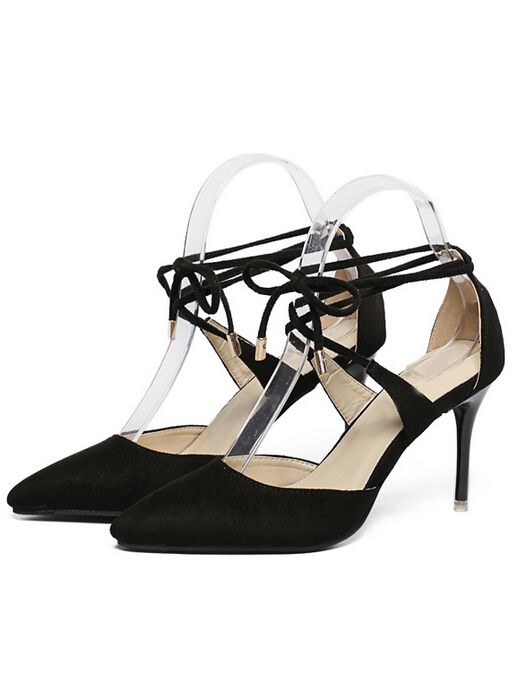 Black+Stiletto+High+Heel+Point+Toe+Pumps+26.99