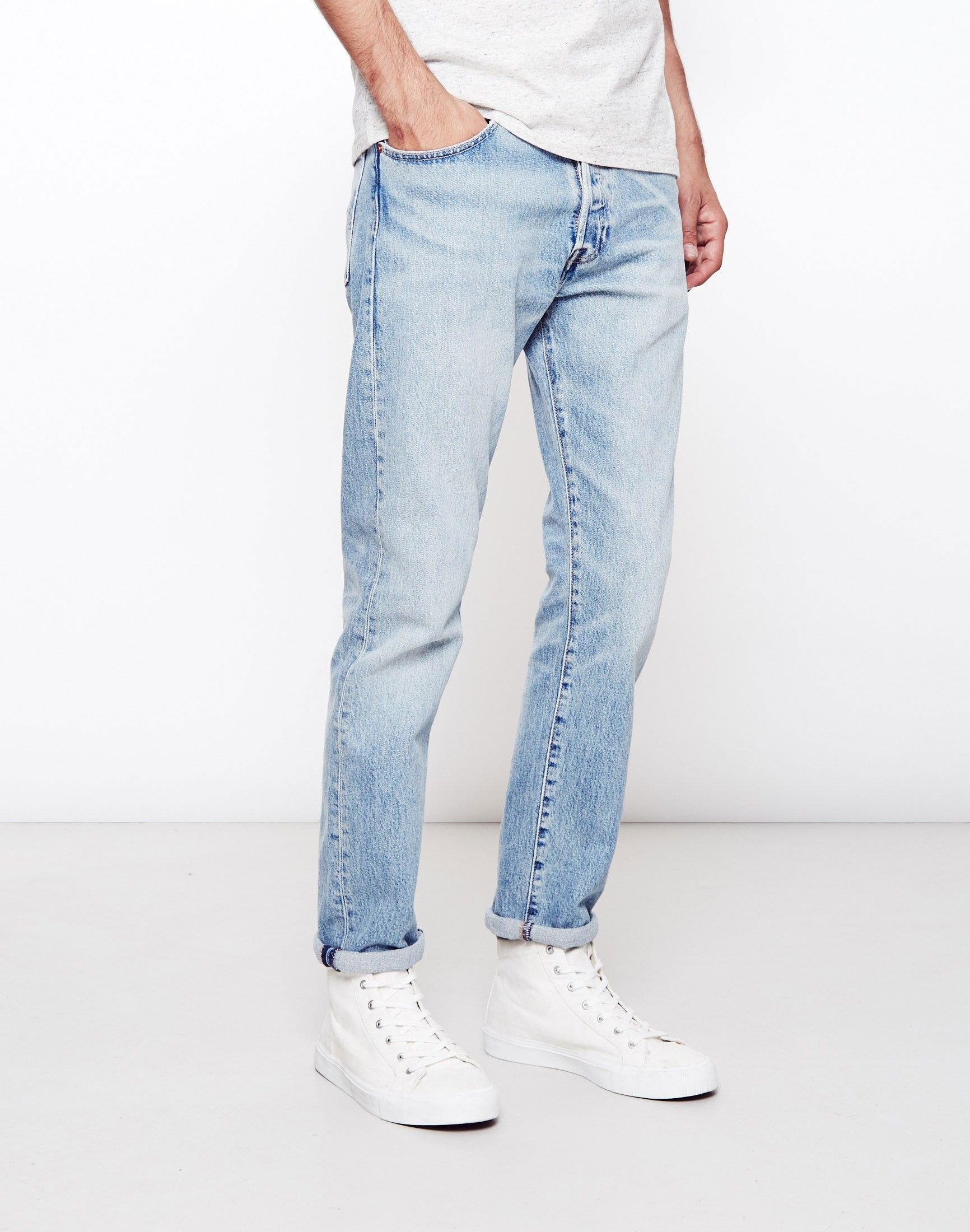 Levi's Men's Jeans 501 Fit Jeans torn Up In 2016 In More Styles