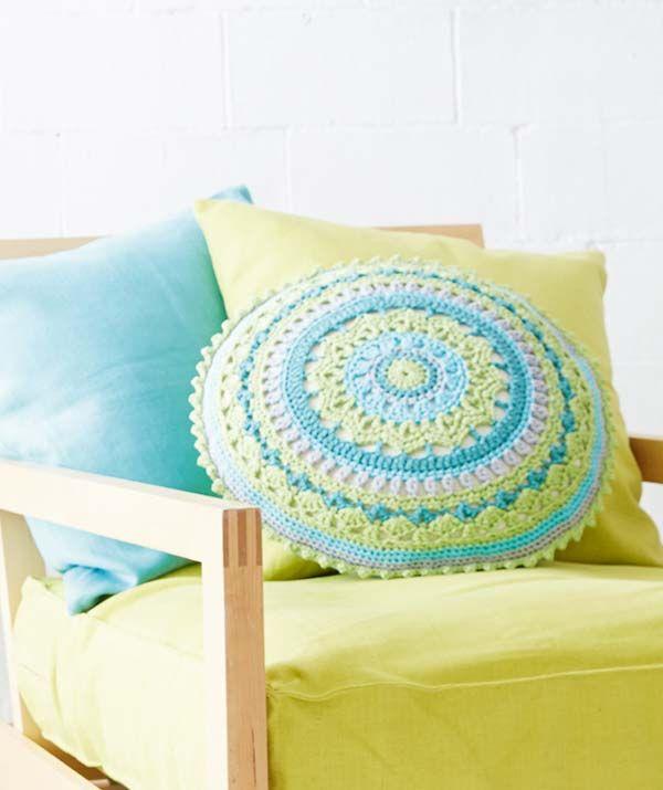Pillow, S8957B - Pattern | BLANKETS RUGS CUSHIONS | Pinterest ...