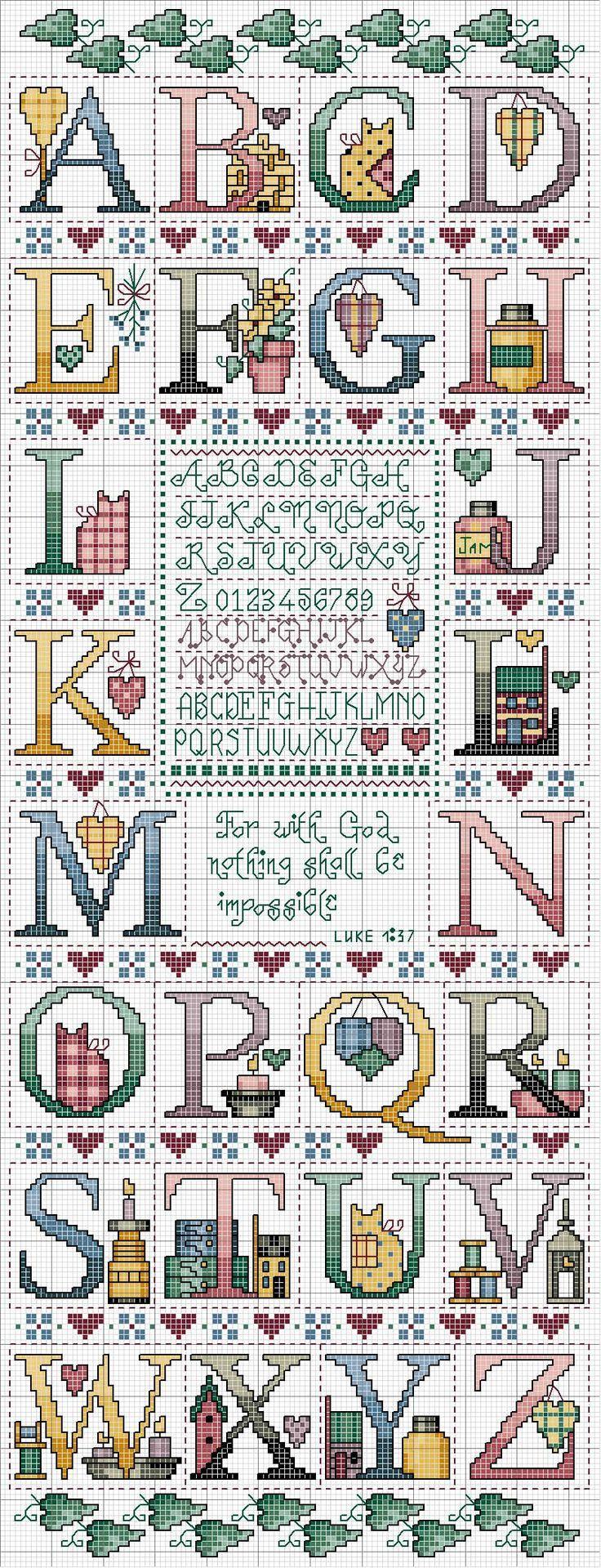 Pin von Linda Braswell auf Cross Stitch | Pinterest | Muster