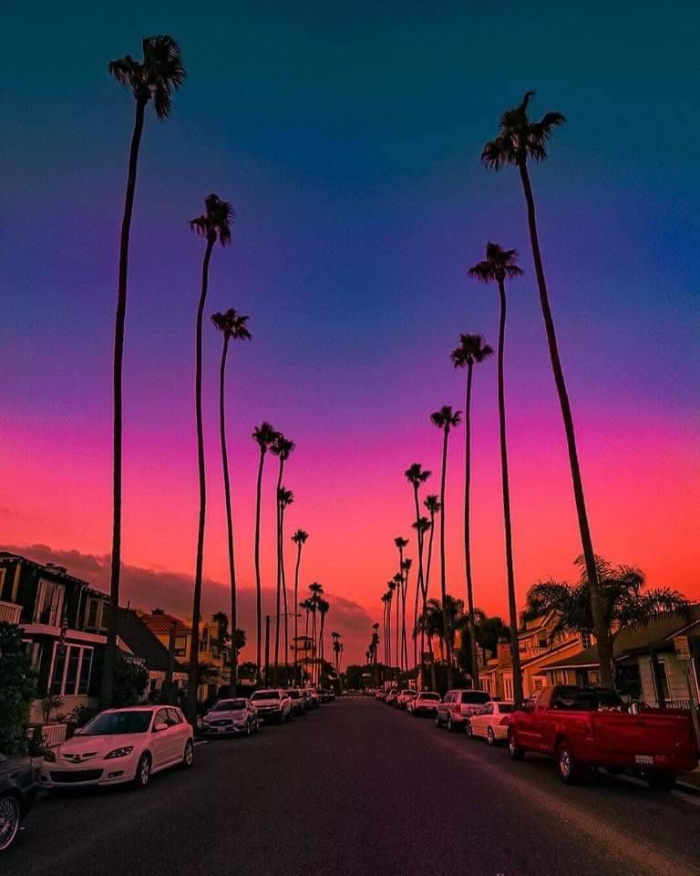 Los Angeles California In 2020 California Landscape Sunset Landscape Photography California Sunset