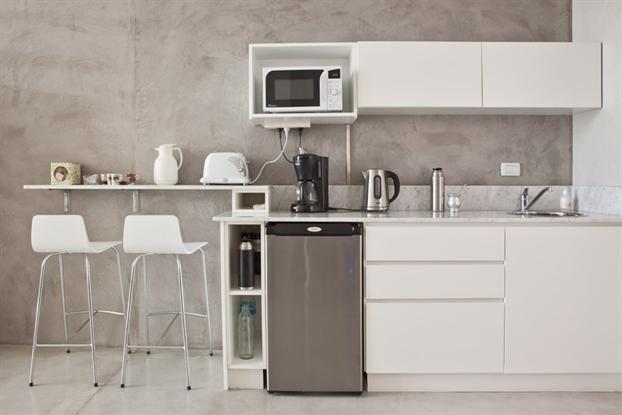 Un espacio de trabajo multifuncional ideas para el hogar cocina pinterest espacios de - Diseno de interiores trabajo ...