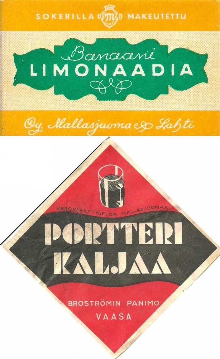 Limonaadia & Portteri Kaljaa