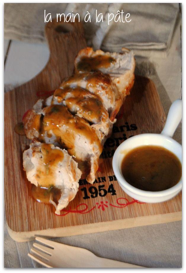 Filet Mignon Sauce A L Erable Recette Recipes Pinterest