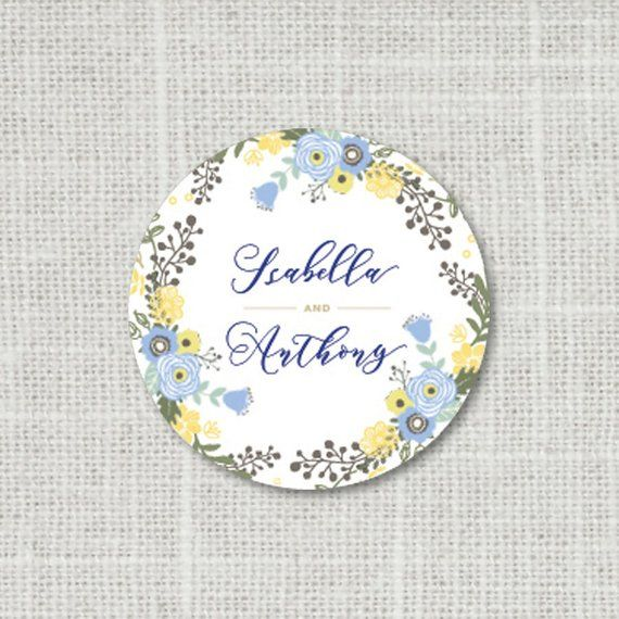rustic wedding stickers envelope