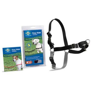 Petsafe Gentle Leader Easy Walk Harnesses For Dogs Gentle Leader Harness Collar Petco Com Easy Walk Harness Easy Walk Dog Harness Dog Harness