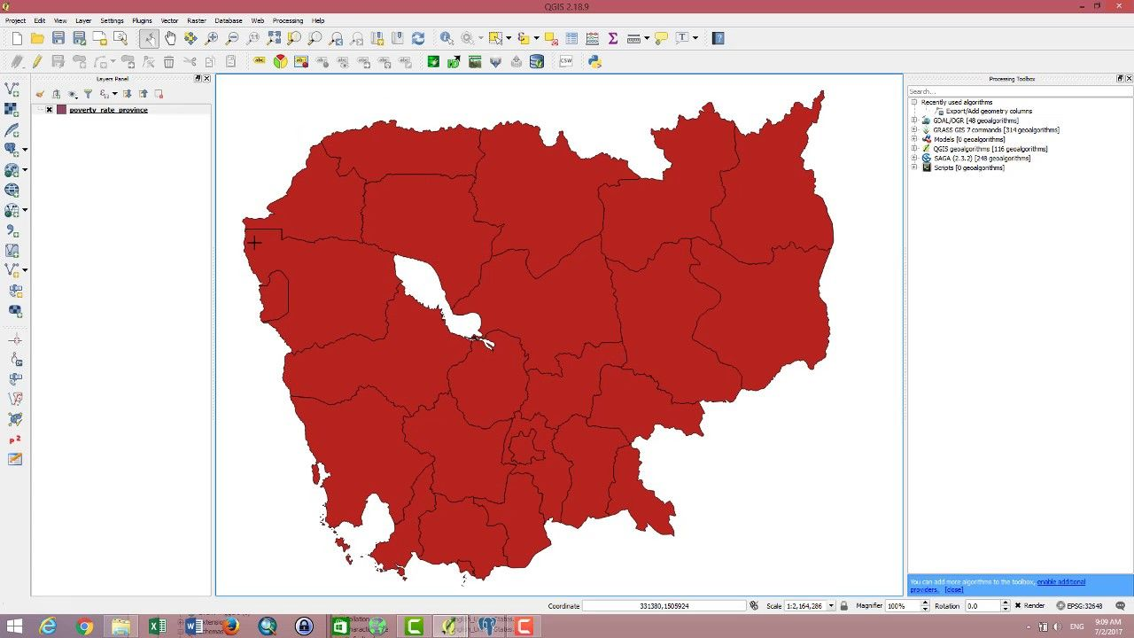 How to import shapefile to postgis with qgis geospatial gis how to import shapefile to postgis with qgis gumiabroncs Choice Image