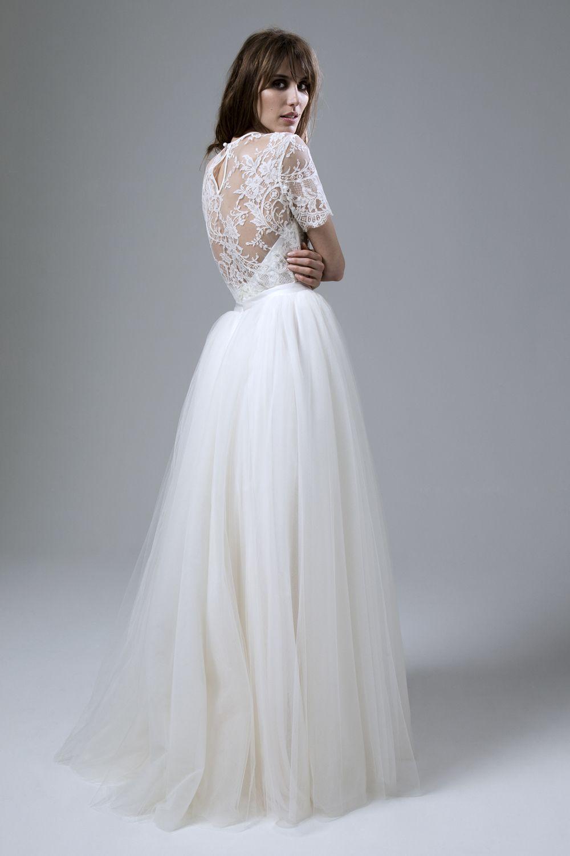 Halfpenny London | i do | Pinterest | French lace, Bridal dresses ...