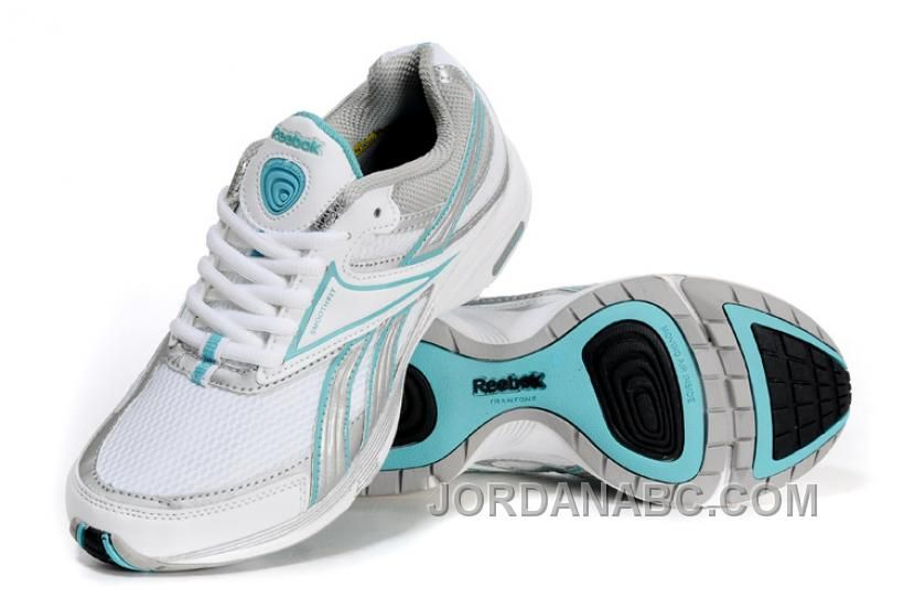 http://www.jordanabc.com/reebok-traintone-womens-white-silver-blue-on-sale.html REEBOK TRAINTONE WOMENS WHITE SILVER BLUE ON SALE Only $80.00 , Free Shipping!
